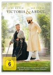Victoria & Abdul, 1 DVD Cover