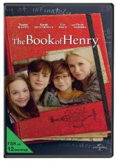 The Book of Henry, 1 DVD Cover