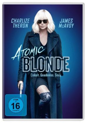 Atomic Blonde, 1 DVD
