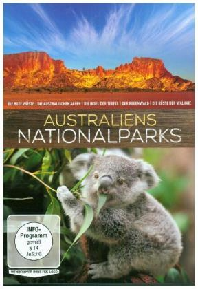 Australiens Nationalparks, 1 DVD