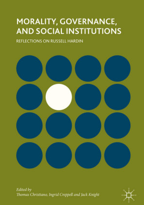 Morality, Governance, and Social Institutions