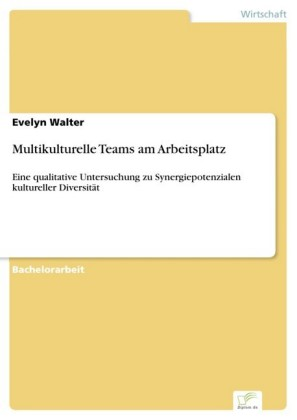 Multikulturelle Teams am Arbeitsplatz