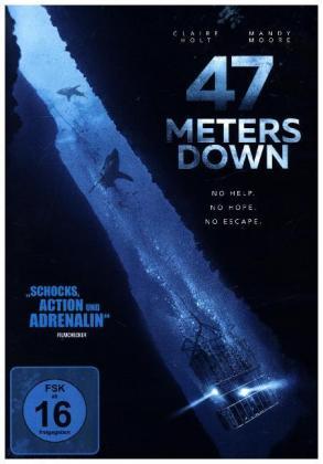 47 Meters Down, 1 DVD