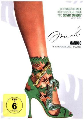 Manolo, 1 DVD