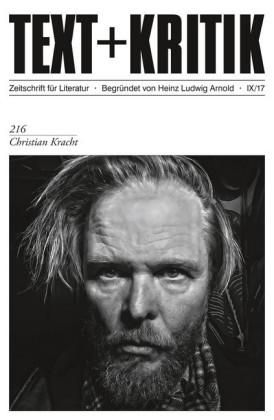 TEXT+KRITIK 216 - Christian Kracht