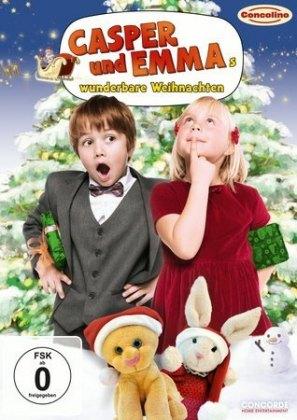 Casper und Emmas wunderbare Weihnachten, 1 DVD