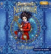 Nevermoor - Fluch und Wunder, 2 MP3-CDs