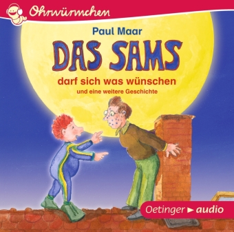 Das Sams darf sich was wünschen, 1 Audio-CD