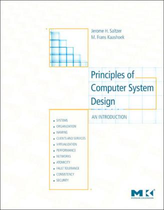 Principles of Computer System Design