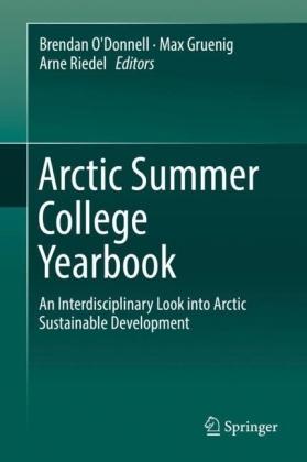 Arctic Summer College Yearbook