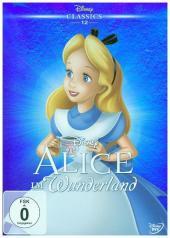 Alice im Wunderland, 1 DVD