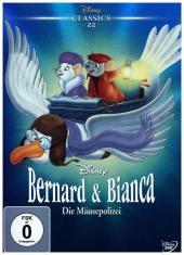 Bernard und Bianca Cover