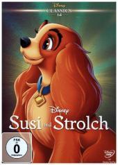 Susi und Strolch, 1 DVD Cover