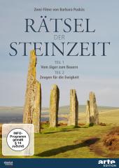 Rätsel der Steinzeit, 1 DVD Cover
