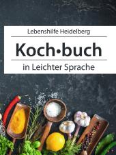 Kochbuch in Leichter Sprache Cover