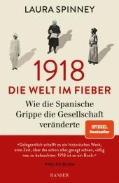 1918 - Die Welt im Fieber Cover