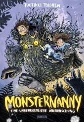 Monsternanny - Eine ungeheuerliche Überraschung Cover