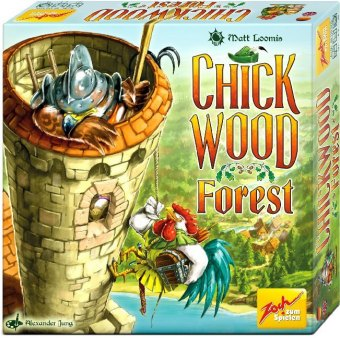 Chickwood Forest (Spiel)