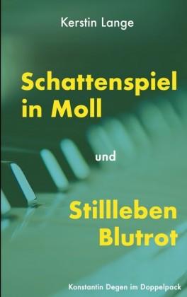 Schattenspiel in Moll und Stillleben Blutrot