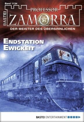 Professor Zamorra - Folge 1134
