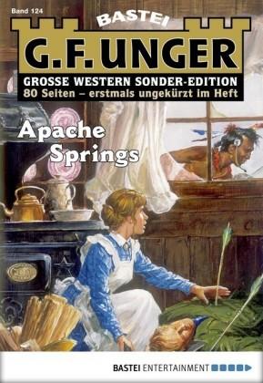 G. F. Unger Sonder-Edition 124 - Western