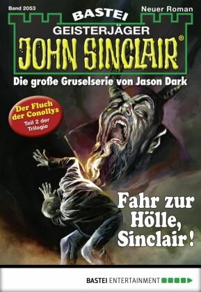 John Sinclair - Folge 2053