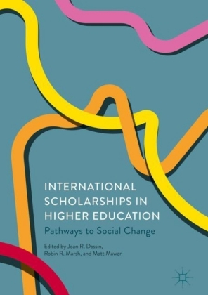 International Scholarships in Higher Education