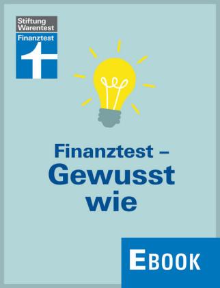 Finanztest - Gewusst wie