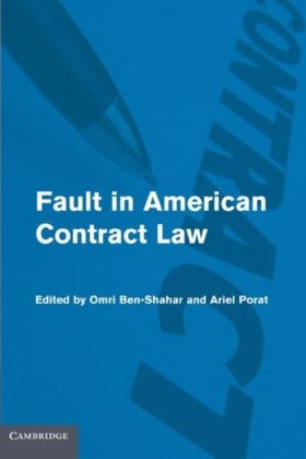 Fault in American Contract Law