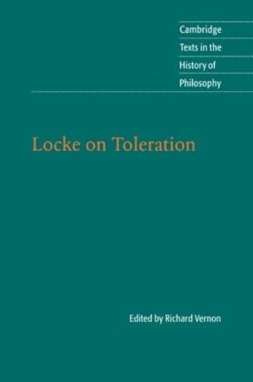 Locke on Toleration
