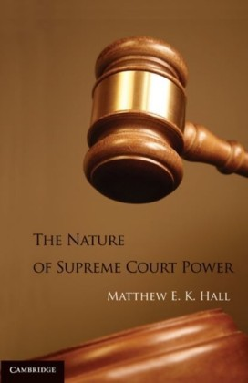 Nature of Supreme Court Power