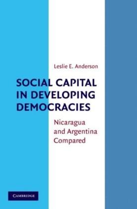 Social Capital in Developing Democracies