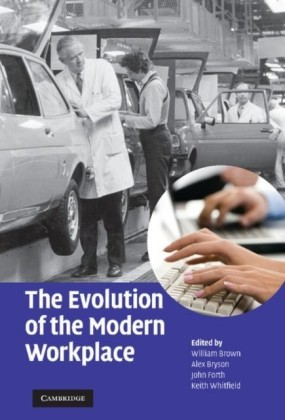 Evolution of the Modern Workplace