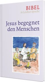 Jesus begegnet den Menschen Cover