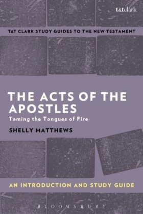 Acts of The Apostles: An Introduction and Study Guide