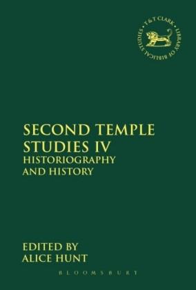Second Temple Studies IV
