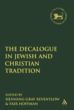 Decalogue in Jewish and Christian Tradition