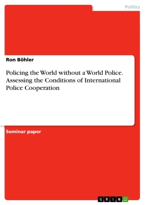 Policing the World without a World Police. Assessing the Conditions of International Police Cooperation