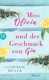 Miss Olivia und der Geschmack von Gin Cover