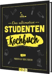 Das ultimative Studenten-Kochbuch Cover