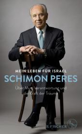 Mein Leben für Israel Cover