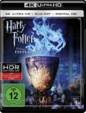 Harry Potter und der Feuerkelch 4K Cover