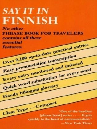 Say It in Finnish