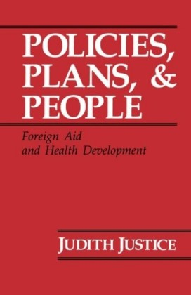 Policies, Plans, and People