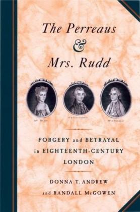 Perreaus and Mrs. Rudd