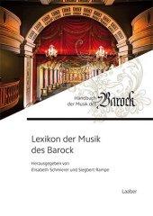 Lexikon der Musik des Barock, 2 Teile
