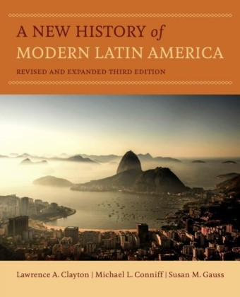 New History of Modern Latin America