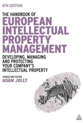 Handbook of European Intellectual Property Management