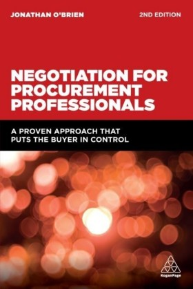 Negotiation for Procurement Professionals