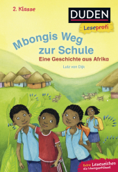 Mbongis Weg zur Schule Cover